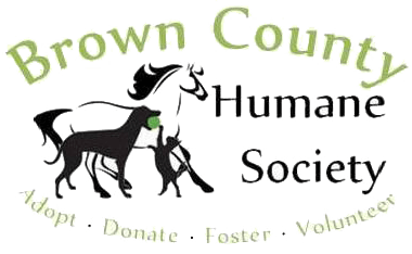 Brown County Humane Society Animal Shelter Logo