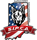 Indiana Police Canine Association Logo