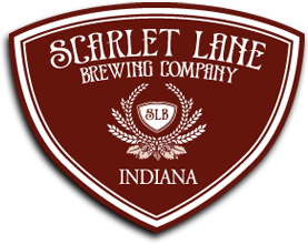 Scarlet Lane Brewing Co. logo