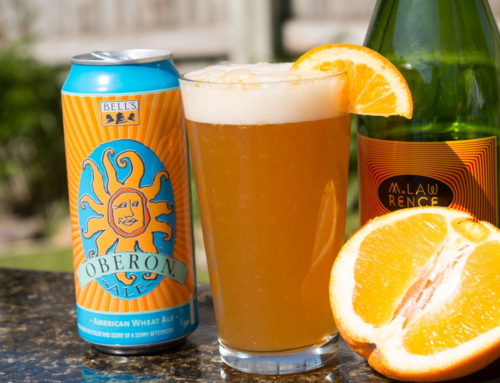 Bell's Oberon Beermosa