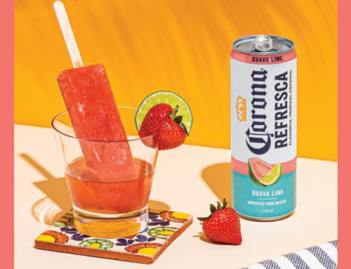 Corona Refresca Daiquiri Pops