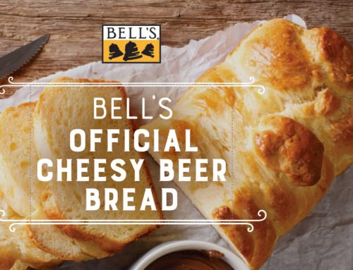 Bell's Cheesy Bread